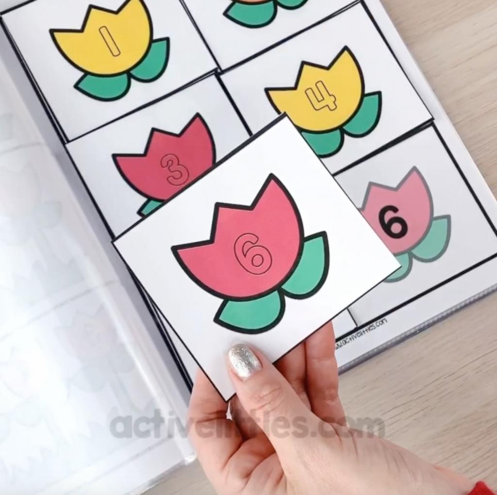 spring printables for preschoolers