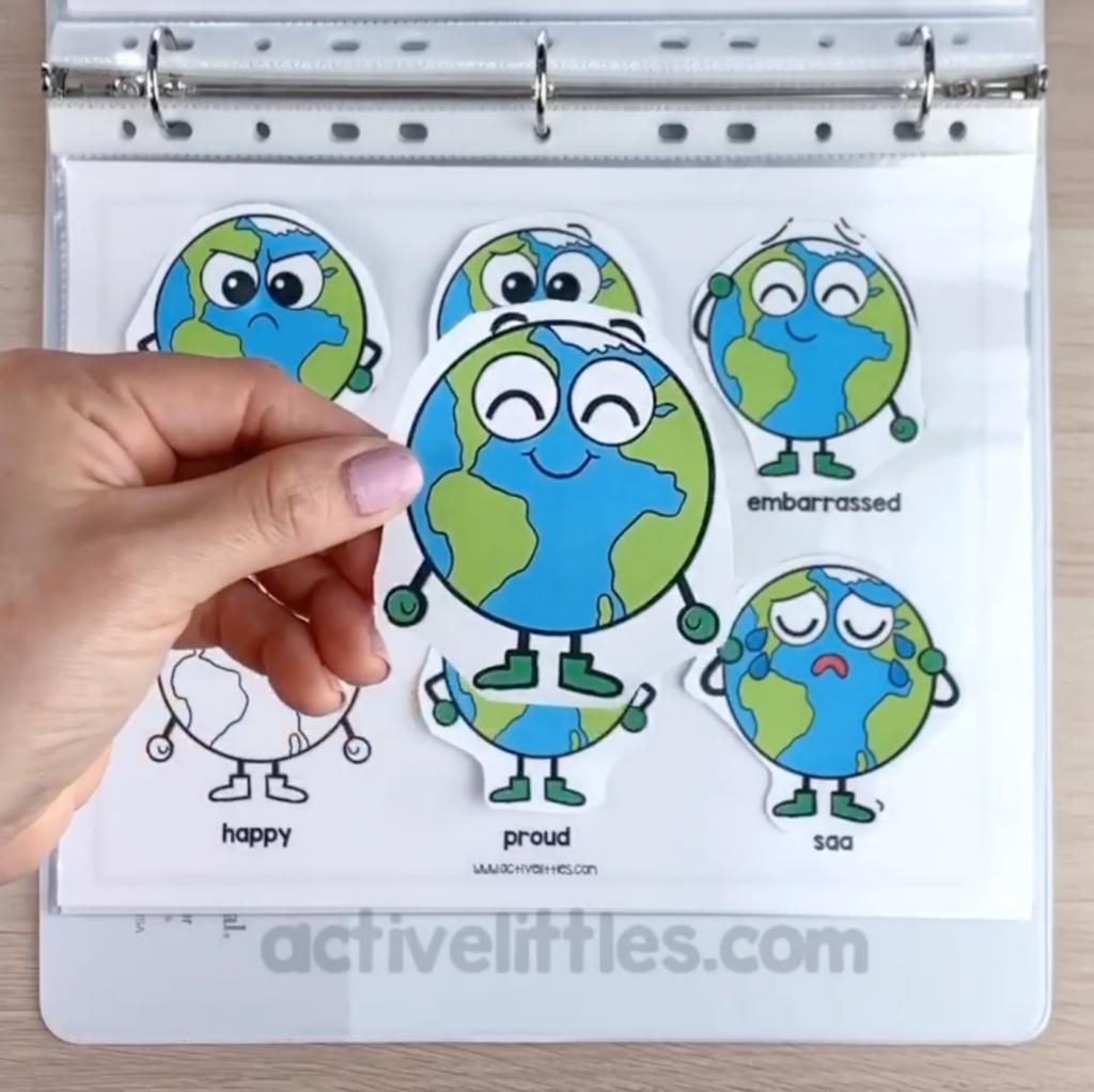 earth day book for preschool