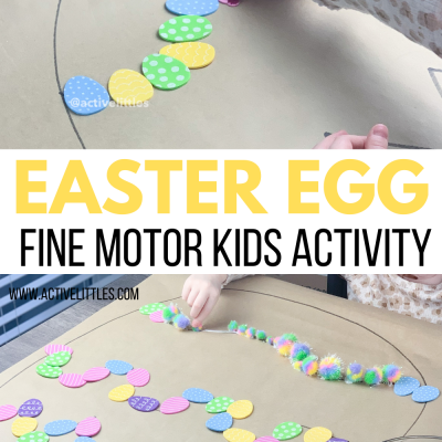 easter egg fine motor activities