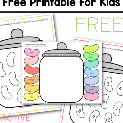 jellybean free printable for kids