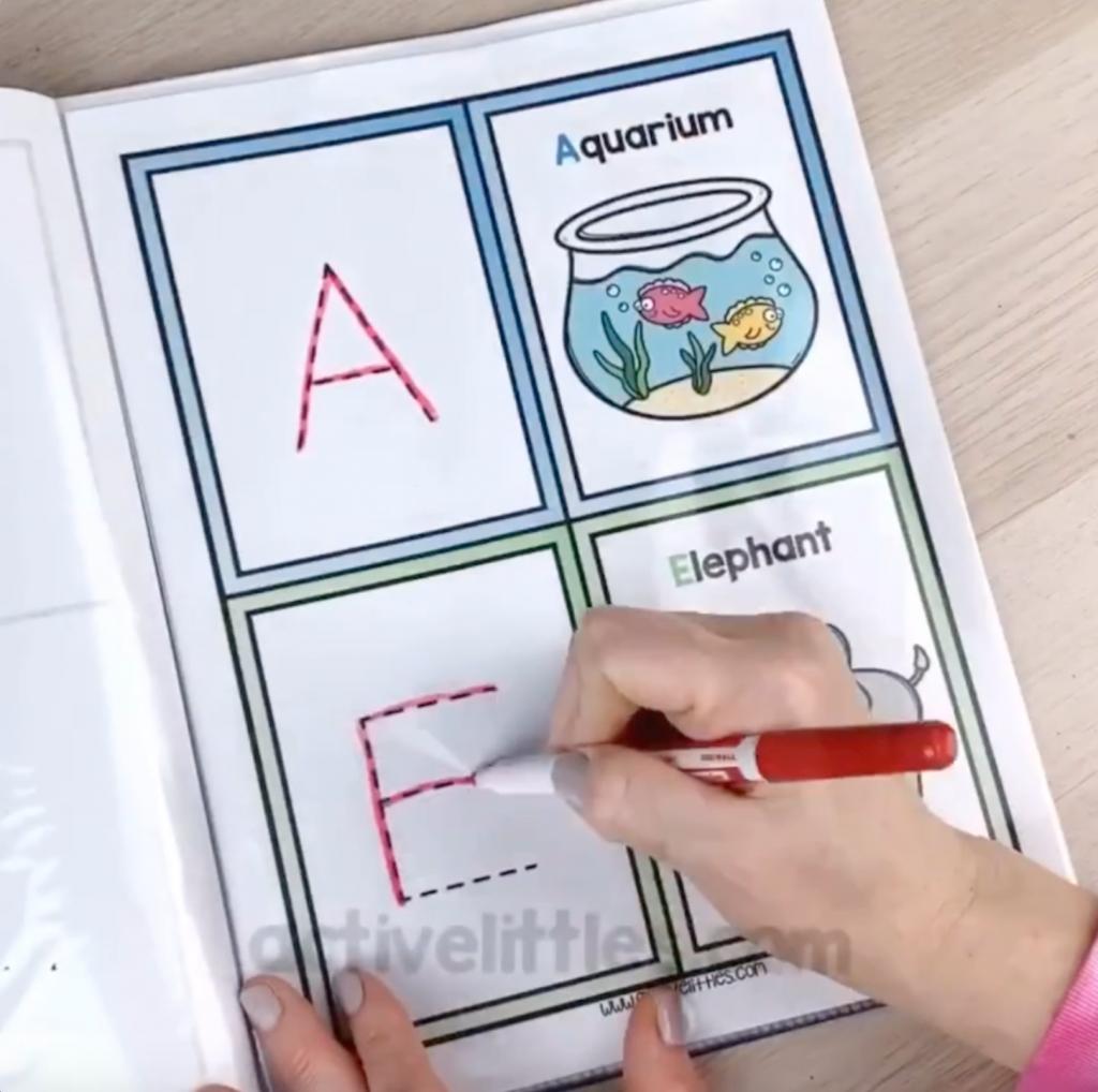 summer packet for preschool