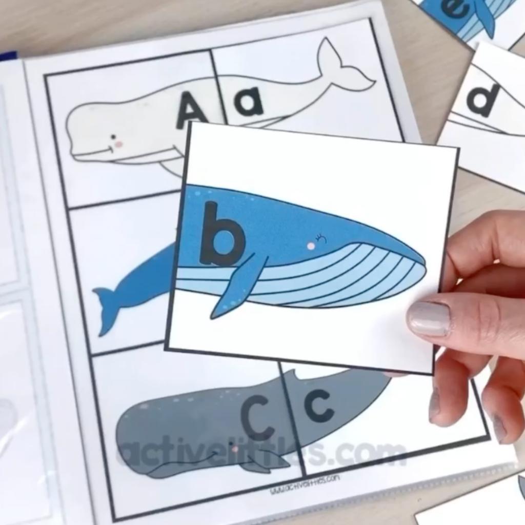 actividades preescolares del océano