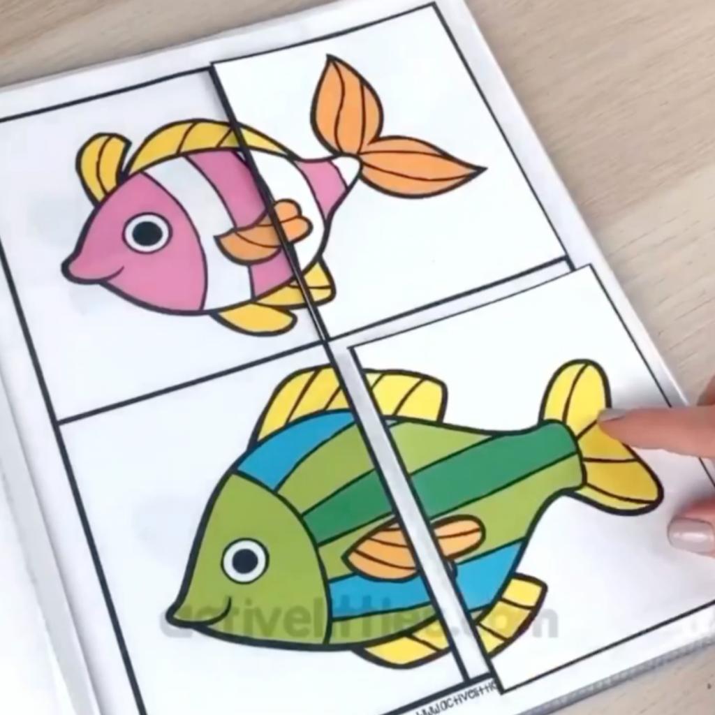 printable ocean animals worksheets