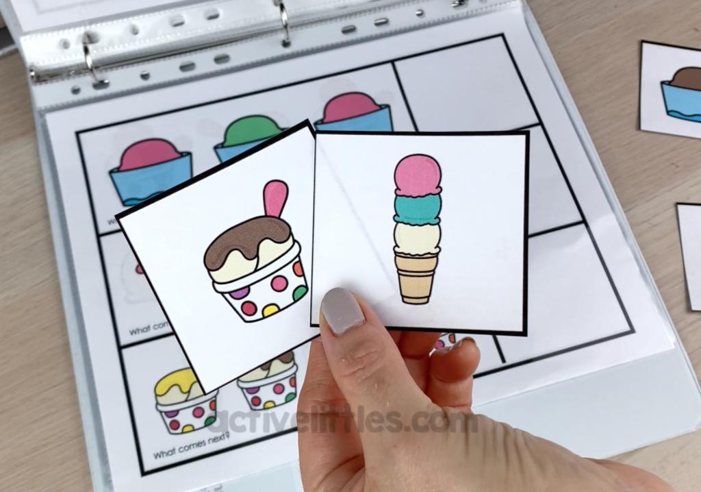 ice cream preschool