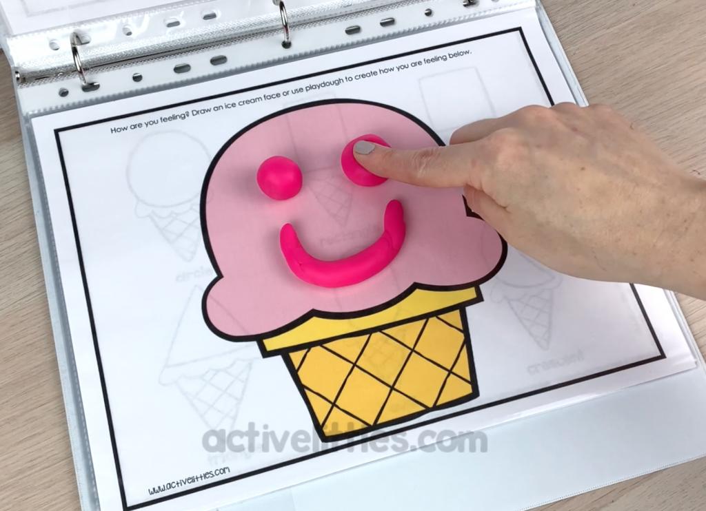 ice cream printables