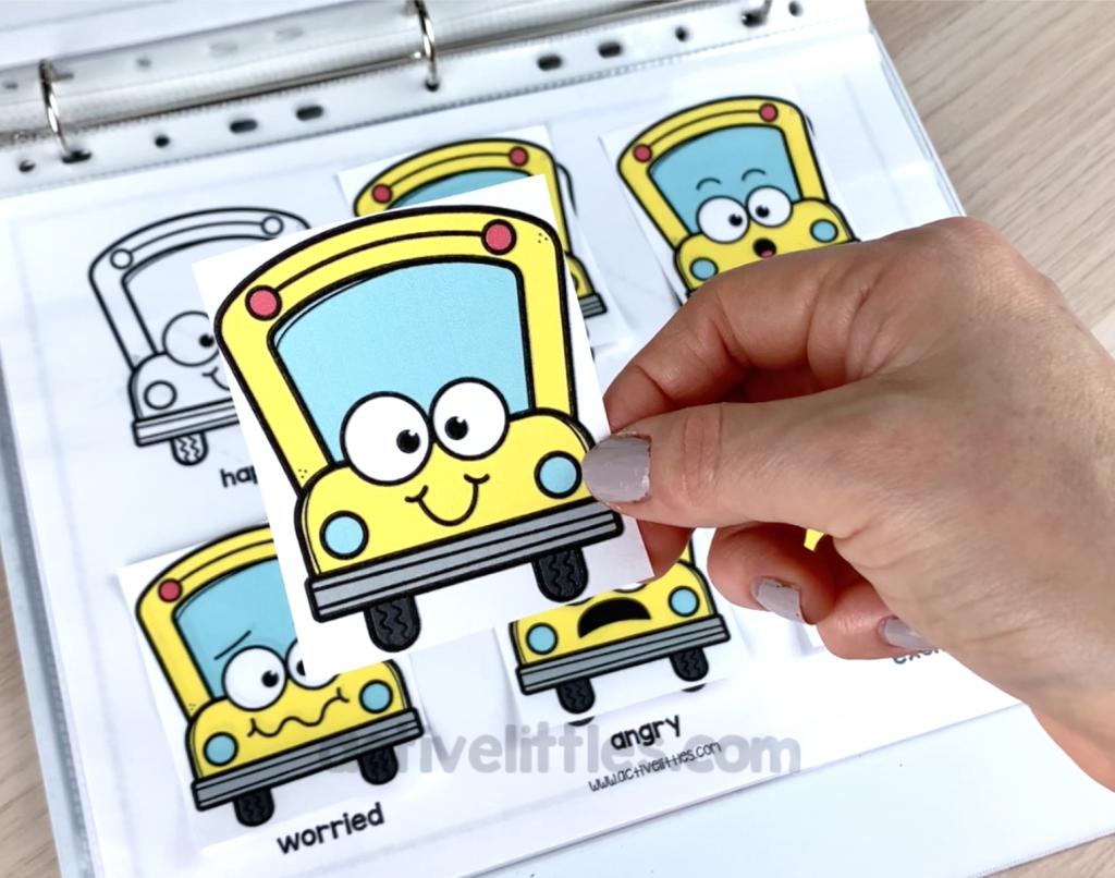 back to school preschool printable